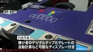デジタルカジノ摘発