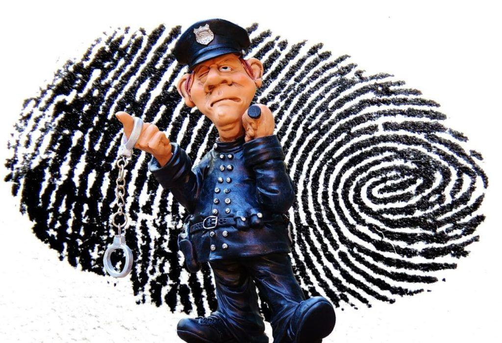 arrest画像